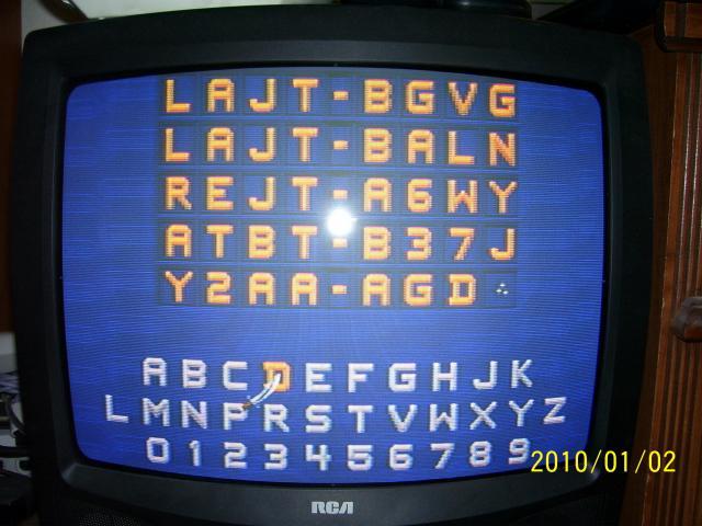 DevSter&#39;s LAKABAJO <b>Sega Genesis</b> Uploader